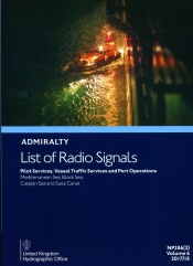 Admiralty List of Radio Signals <br> Volume 6