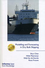 Modelling and forecasting in Dry Bulk Shipping